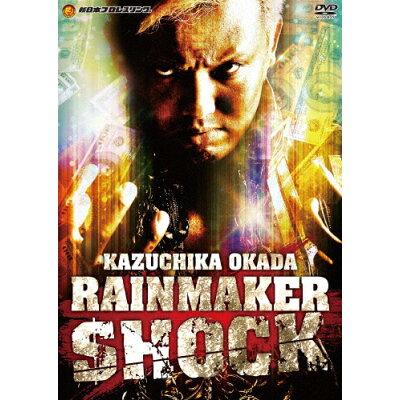 オカダ・カズチカ RAIN MAKER SHOCK/DVD/TCED-1799