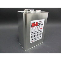 CARVEK 結晶塗料 赤 4L缶
