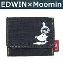 (ムーミン)EDWINミニウォレット2024