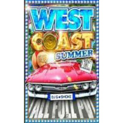CD  DJ GSMOKE / WEST COAST SUMMER