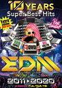 10イヤーズ・スーパー・ベスト・ヒッツ EDM 2011-2020/DVD/PR-186
