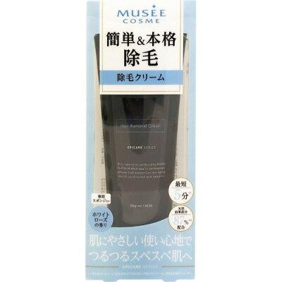 ミュゼコスメ 薬用ヘアリムーバルクリーム ホワイトローズの香り(200g)