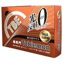 T-B2MO 飛衛門 公認球 ゴルフボール 12球 オレンジ TOBIEMON 2ピース蛍光マット ボール TB2MO