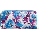 カードケース付き長財布 ブルー(1個)