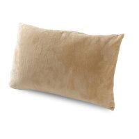 ナイスデイ mofua プレミアムマイクロファイバー枕カバー 色:ベージュ