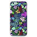 Plune.×CollaBorn / iPhone6 デザイナーコラボスマートフォンケース / 小花ガーデン / PL-I6-032 グッズ