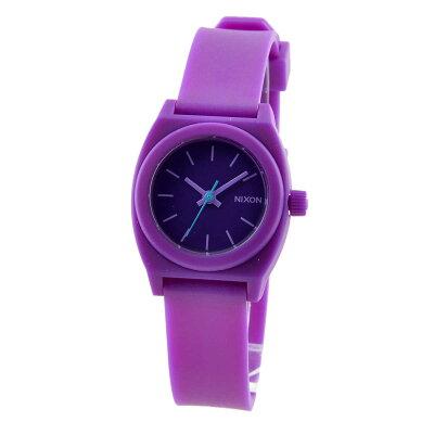 NIXON スモール タイムテラー P/Purple 腕時計・レディースウォッチ・トイウォッチ・THE SMALL TIME TLLER