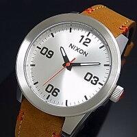 ニクソン NIXON 腕時計 G.I. LEATHER SADDLE NA933747-00 レディース
