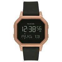 ニクソン NIXON サイレン SIREN 腕時計 レディース ROSE GOLD/BLACK NA12111098 00