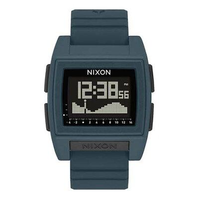 NIXON ニクソン 腕時計 THE BASE TIDE PRO DARK SLATE ベースタイドプロ