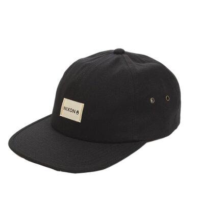 NIXON ニクソン Cap/キャップ/帽子 SESPE SNAPBACK/セスプスナップバック NC2867000-00