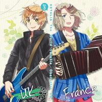 アニメ「ヘタリア The World Twinkle」キャラクターCD Vol.3/CDシングル(12cm)/MFCZ-3044