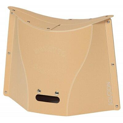 イケックス 折りたたみイス 椅子 PATTATO パタット 300 ベージュ