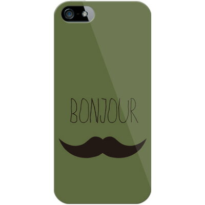 uistore  bonjour  khaki   for iphone 5/softbank
