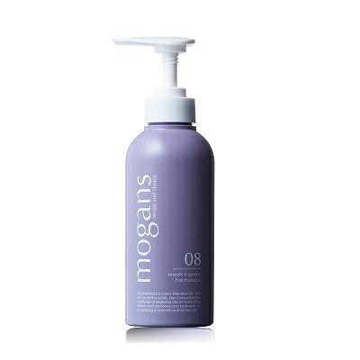 mogans モーガンズ ノンシリコン アミノ酸 ヘアシャンプー スムース ガーデン