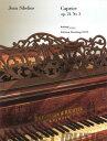 楽譜 シベリウス カプリース・Op.24の3 輸入ピアノ楽譜 Caprice Opus 24 Nr. 3 輸入楽譜
