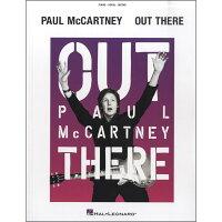 楽譜 ポール・マッカートニー アウト・ゼア・ツアー Paul McCartney _ Out There Tour 輸入楽譜