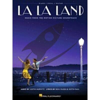 楽譜 ラ・ラ・ランド 曲集 同名映画より 輸入ピアノ楽譜 La La Land 輸入楽譜