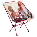 Helinoxヘリノックス  Helinoxヘリノックス ×Monroモンロー   OUTDOOR Chair アウトドア チェア  LA LUNA ラ ルナ