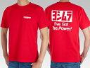 YOSHIMURA JAPAN ドライチームTシャツ カラー:赤 サイズ:S