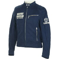 YeLLOW CORN イエローコーン ライディングジャケット YB-6325 スウェットジャケット サイズ:LL