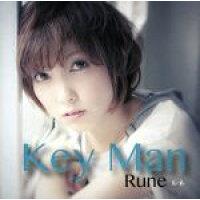 Key Man/CDシングル(12cm)/ERCD-007