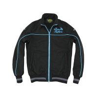 BATES BAJ-L064 フリースジャケット レディース ブルー レディースM