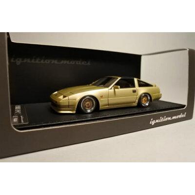 1/43 Nissan Fairlady Z Z31 Gold イグニッションモデル