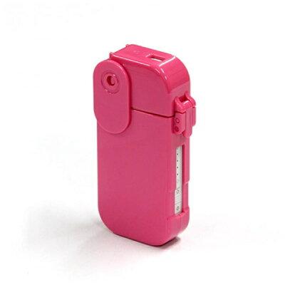 CLEARROCK 電子タバコIQOS用ハードケース LOCK HARD CASE IQ97144 ピンク
