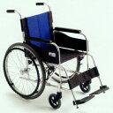 MiKi ミキ アルミ製車椅子 BAL-0W