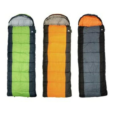 Bears Rock FX-403 寝袋 封筒型 -12度 洗える寝袋