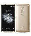 ZTE AXON 7 イオンゴールド