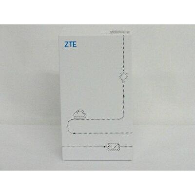 ZTE  SIMフリースマートフォン BLADE V7 LITE シルバー
