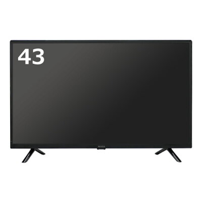 maxzen 地上・BS・110度CS デジタルフルハイビジョン液晶テレビ J43SK03 43.0インチ