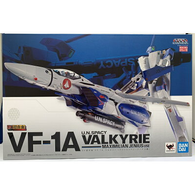DX超合金 VF-1A バルキリー マクシミリアン・ジーナス機 超時空要塞マクロス BANDAI SPIRITS