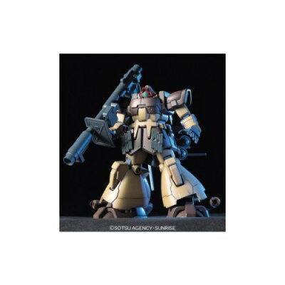 HGUC MS-09F ドムトローペンサンドブラウン プラモデル BANDAI SPIRITS