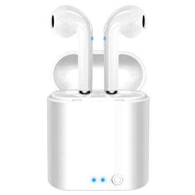 ワイヤレスイヤホン ナノ・リべレーション 白 HAC2218イ