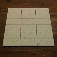 日本エムテクス エッグタイルシート 長方形 うずら 306×306mm エッグタイル3×6枚