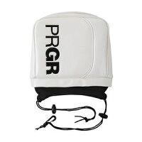 PRIC181W プロギア アイアンヘッドカバー ホワイト PRGR