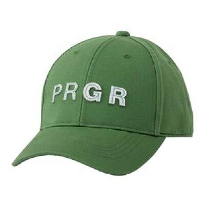 PCAP-192GRN プロギア スタンダードキャップ グリーン・サイズ:フリー 56cm~60cm PRGR