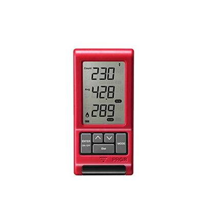 GM042 プロギア レッドアイズポケット マルチスピード測定器 PRGR NEW RED EYES POCKET スピードガン・モード搭載