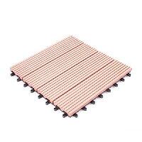 人工木 ウッドパネル タイプB  ナチュラルレッド