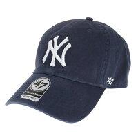 "47BRAND フォーティーセブン ブランド /""Yankees"" CLEANUP CAP navy ニューヨーク"