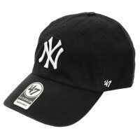 47Brand フォーティーセブン Yankees '47 CLEAN UP Black