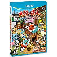 太鼓の達人 あつめて★ともだち大作戦!/Wii U/WUPPBT3J/A 全年齢対象