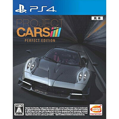 PROJECT CARS PERFECT EDITION(プロジェクト カーズ パーフェクト エディション)/PS4/PLJS74011/A 全年齢対象