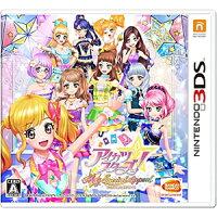 アイカツスターズ! My スペシャルアピール/3DS/CTRPAKFJ/A 全年齢対象