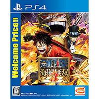 ワンピース 海賊無双3(Welcome Price!!)/PS4/PLJM80220/B 12才以上対象