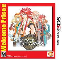 テイルズ オブ ジ アビス(Welcom Price!!)/3DS/CTR2AABJ/A 全年齢対象