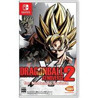 ドラゴンボール ゼノバース2 for Nintendo Switch/Switch/HACPABYBA/B 12才以上対象